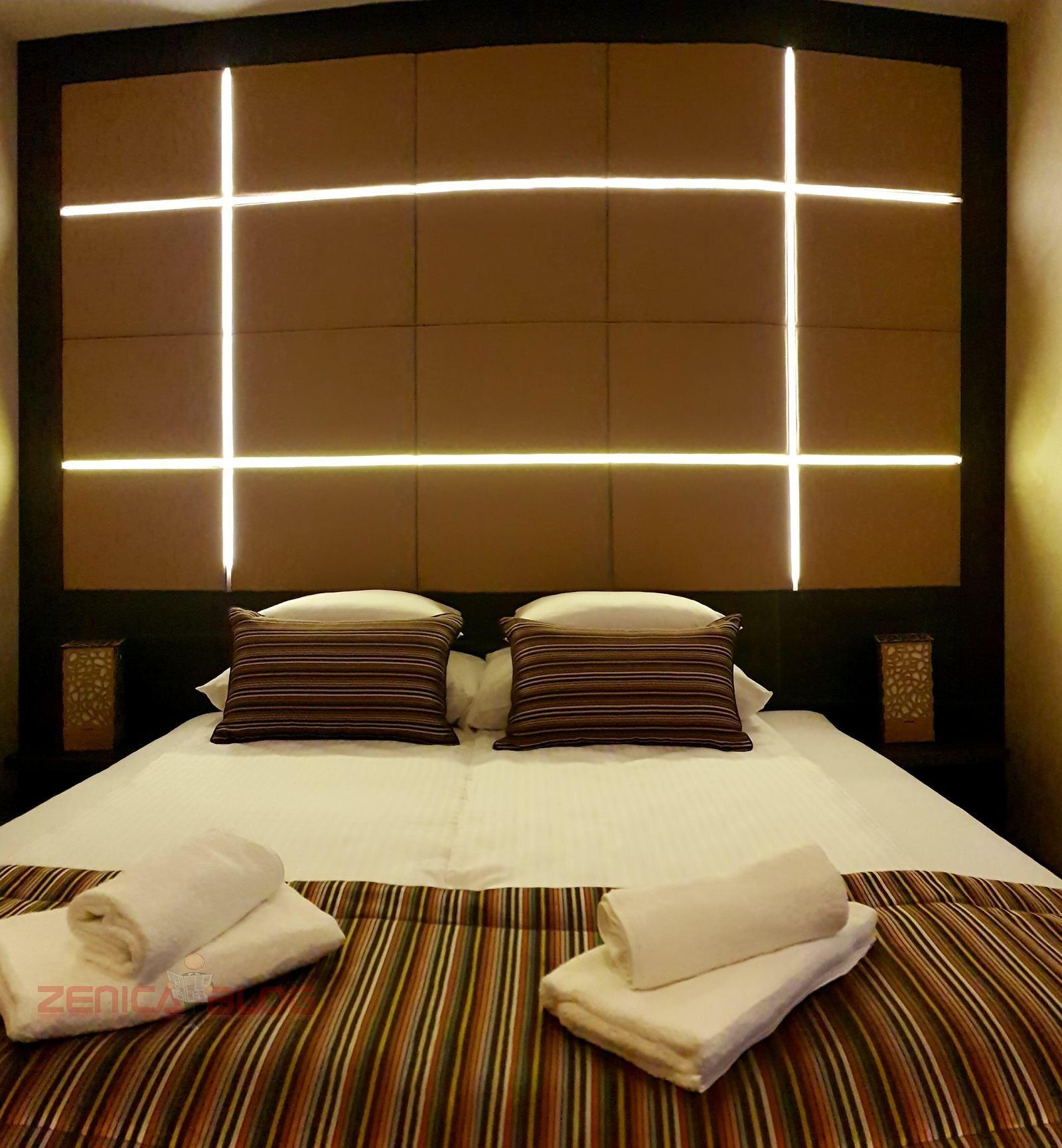 Hotelski program zavjesa i dekora